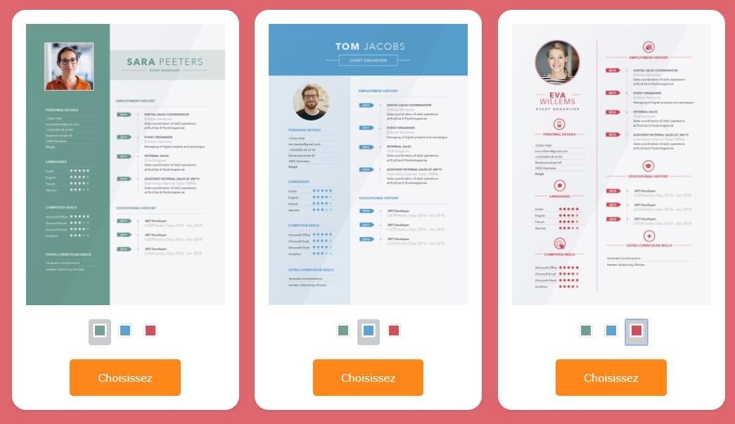 manpower lance un nouveau service qui permet aux candidats de cr u00e9er leur cv en ligne
